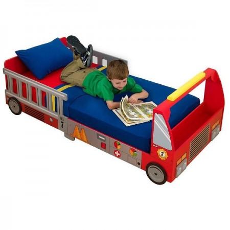 Детская кровать Пожарная машина, KidKraft