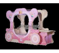 Детская кровать Карета