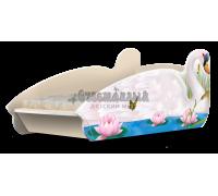 Детская кровать Лебедь