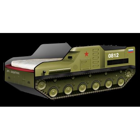 """Детская кровать Ракетная установка """"Бук М1"""", Carobus"""