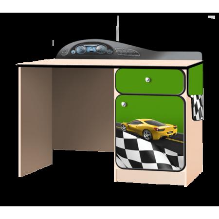 Carobus письменный стол Лого зеленый, Carobus