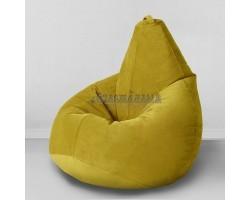 Кресло мешок Горчица