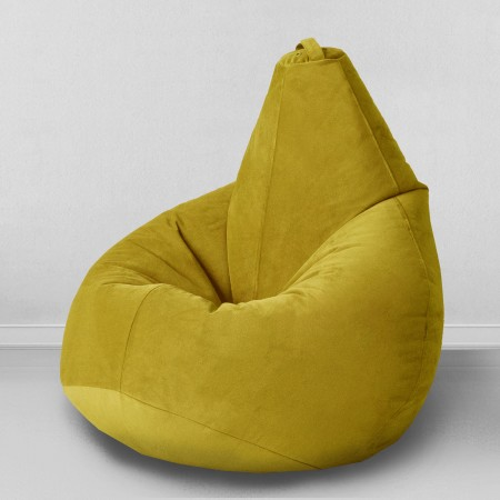 Кресло мешок Горчица, MyPuff