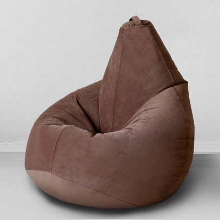 Кресло мешок Шоколад, MyPuff
