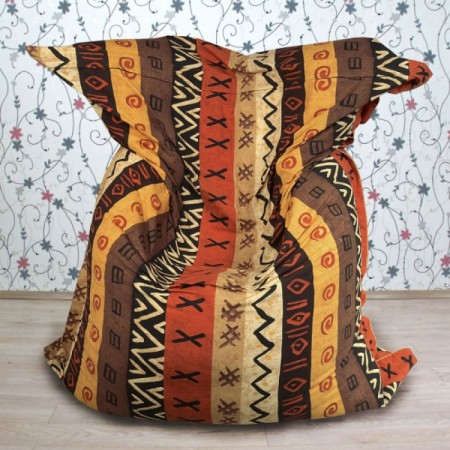 Детское кресло - подушка Африка, MyPuff