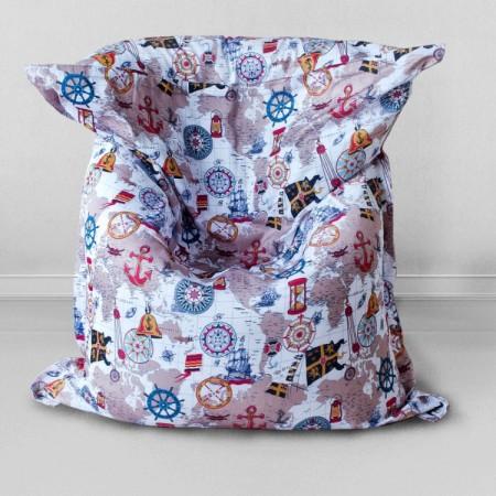 Детское кресло - подушка Карта, MyPuff