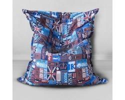 Детское кресло - подушка Знакомый Лондон