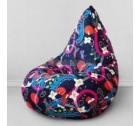 Кресло мешок История цветов, MyPuff