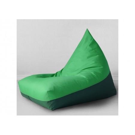 Кресло мешок Пирамида Green, MyPuff