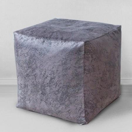 Кубик Мрамор бежевый, MyPuff