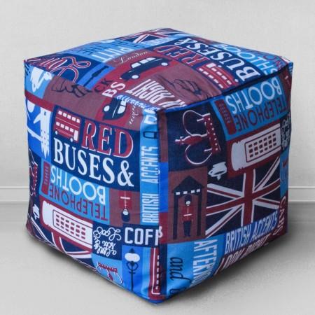 Кубик Знакомый Лондон, MyPuff