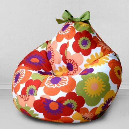 Мини-груша Пуэрто Плата цв. оранжевый, MyPuff