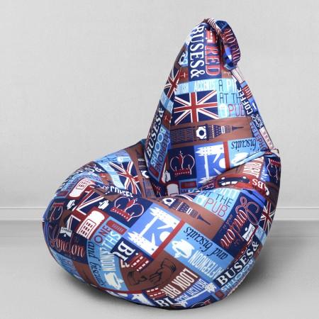 Кресло мешок Знакомый Лондон, MyPuff