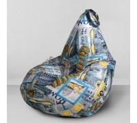 Кресло мешок Знакомый Рим