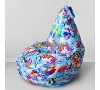 Кресло мешок Рыбки