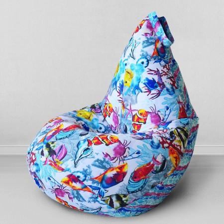 Кресло мешок Рыбки, MyPuff