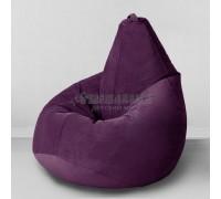 Кресло мешок Баклажан