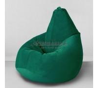 Кресло мешок Темный Изумруд
