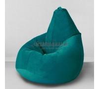 Кресло мешок Темная бирюза