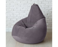 Кресло мешок Антрацит