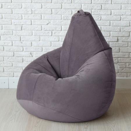 Кресло мешок Антрацит, MyPuff