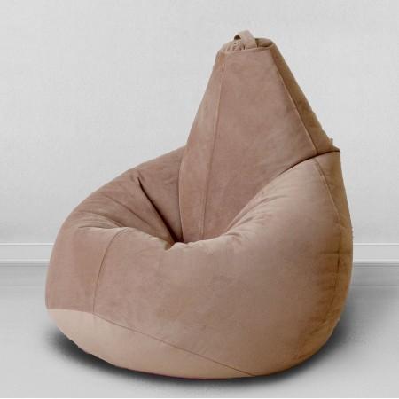 Кресло мешок Бежевый, MyPuff