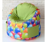 Детский пенек  Воздушные шары Зелёный