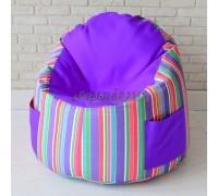 Детский пенек Радуга Фиолетовый