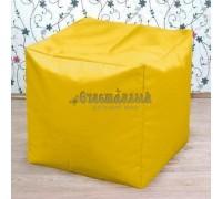 Кубик оксфорд Желтый