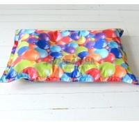 Детское кресло-подушка  Воздушные шары