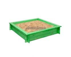 Деревянная песочница Клио