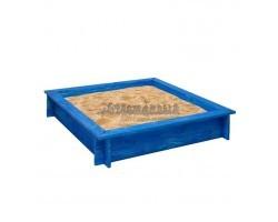 Деревянная песочница Одиссей