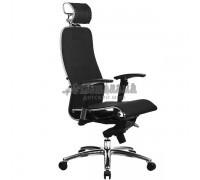 Эргономическое офисное кресло Metta SAMURAI S-3.03 Black Plus