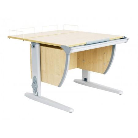 Парта ДЭМИ СУТ-14-01 75х55 см + задняя приставка, ДЭМИ Мебель