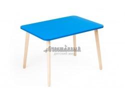 Детский столик Джери голубой