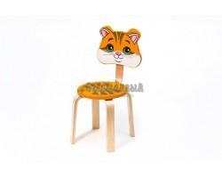 Детский стульчик Мордочка Котёнок