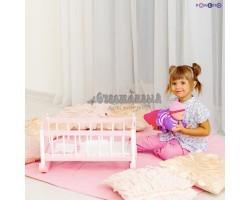 Кукольная люлька, цвет Розовый