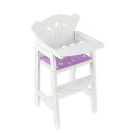 Кукольный стульчик для кормления, KidKraft