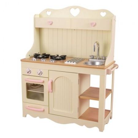 """Детская игрушечная кухня из дерева """"Прерия"""" (Prairie Kitchen), KidKraft"""