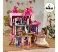 Дом для кукол Ever After High - Книга Сказок Storybook с мебелью