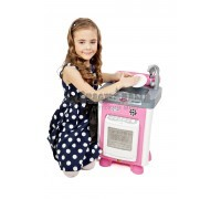 Набор Carmen №1 с посудомоечной машиной (в пакете) (со звуком и каплями воды)