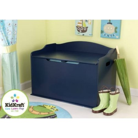 """Ящик для хранения """"Austin Toy Box"""" - Blueberry (т. Синий), KidKraft"""