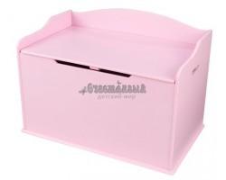 """Ящик для хранения """"Austin Toy Box"""" - Pink (розовый)"""