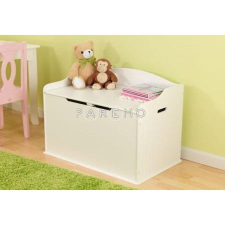 "Ящик для хранения ""Austin Toy Box"" - Vanilla (ваниль), KidKraft"