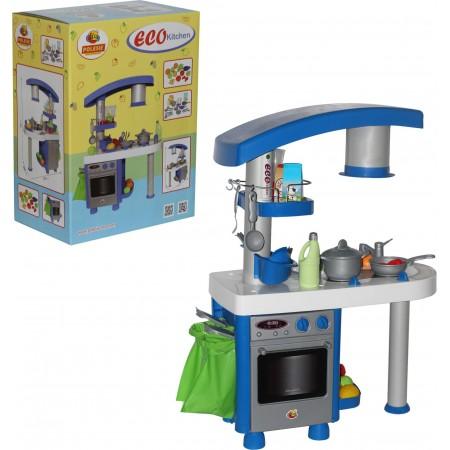4356, Набор Кухня Eco (в коробке), 56290_PLS, 3620ք, 4356-01, Coloma Y Pastor, Пластиковые кухни