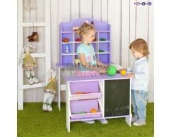 Игрушечный магазин, цв. фиолетовый