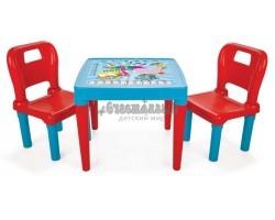 Столик с двумя стульчиками Menekse & Hobby