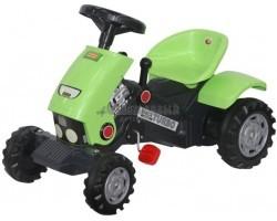 Каталка-трактор с педалями Turbo-2