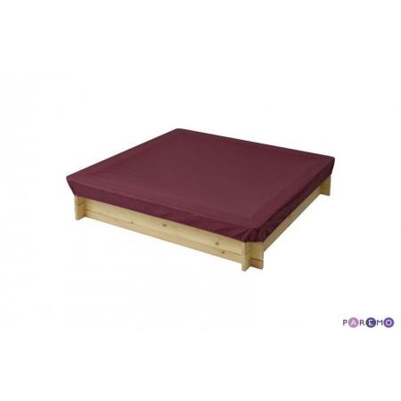 5017, Защитный чехол для песочниц PAREMO, цвет Бордо, PS116-05, 1200ք, 5017-01, PAREMO, Детские песочницы