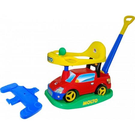 Автомобиль-каталка Пикап многофункциональный №2 (без звукового сигнала), Molto